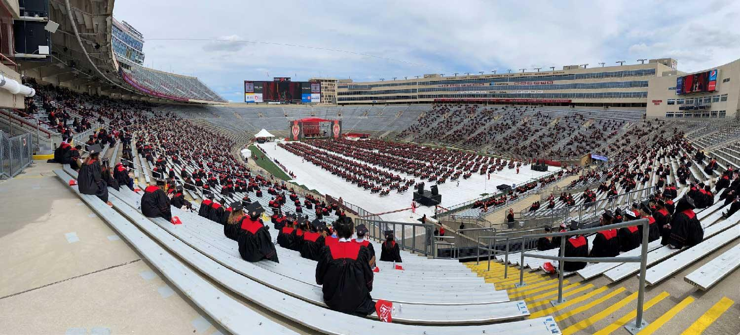University of Wisconsin-Madison commencement