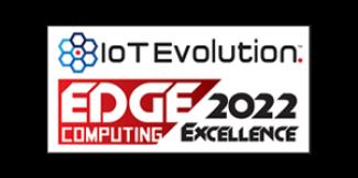 2020 Excellence IoT Evolution Edge Computing Award logo