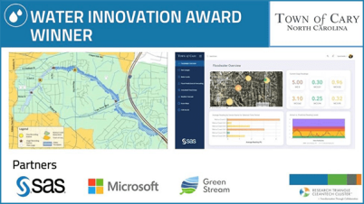 2020 RTCC Water Innovation Award logo