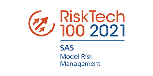 RiskTech 100 SAS Model Risk Management logo