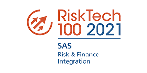RiskTech 100 SAS Risk & Finance Integration logo