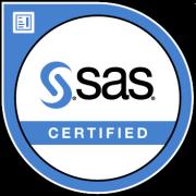 SAS Certified Badge