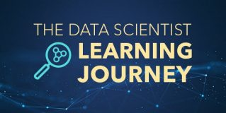 The Data Scientist Learning Journey: Data Science Applications in Scientific Research