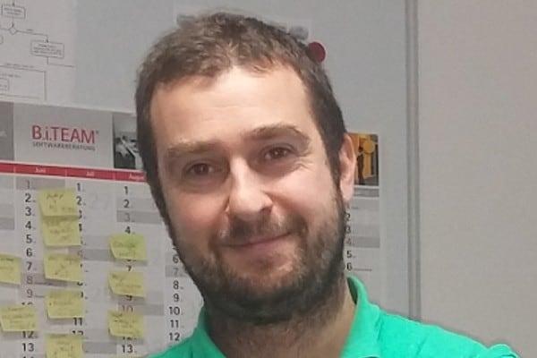 Manuel-David Garcia, Data Scientist