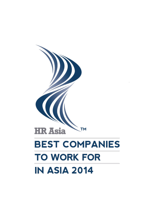 HR Asia Best Companies 2014