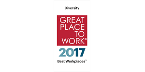 Great Places to Work 2017 – Diversity