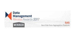 SAS wins Best Risk Data Aggregation Platform