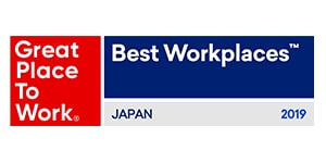 Best Workplaces Japan 2019