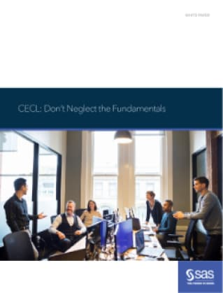 CECL: Don't Neglect the Fundamentals