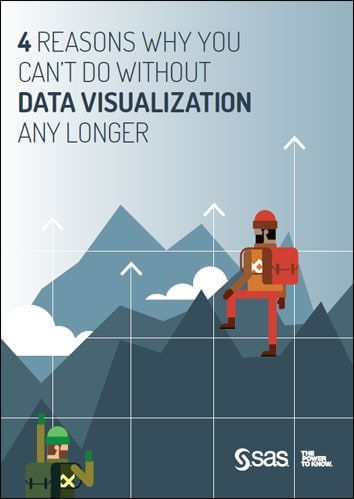 4 reasons why you can't do without data visualization any longer