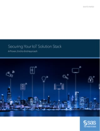 Securing Your IoT Solution Stack