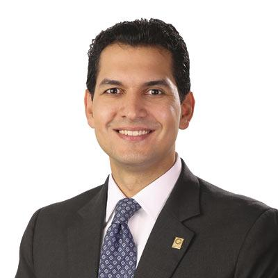 Fernando Ruiz, Banco Popular Dominicano
