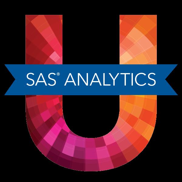 SAS Analytics U logo