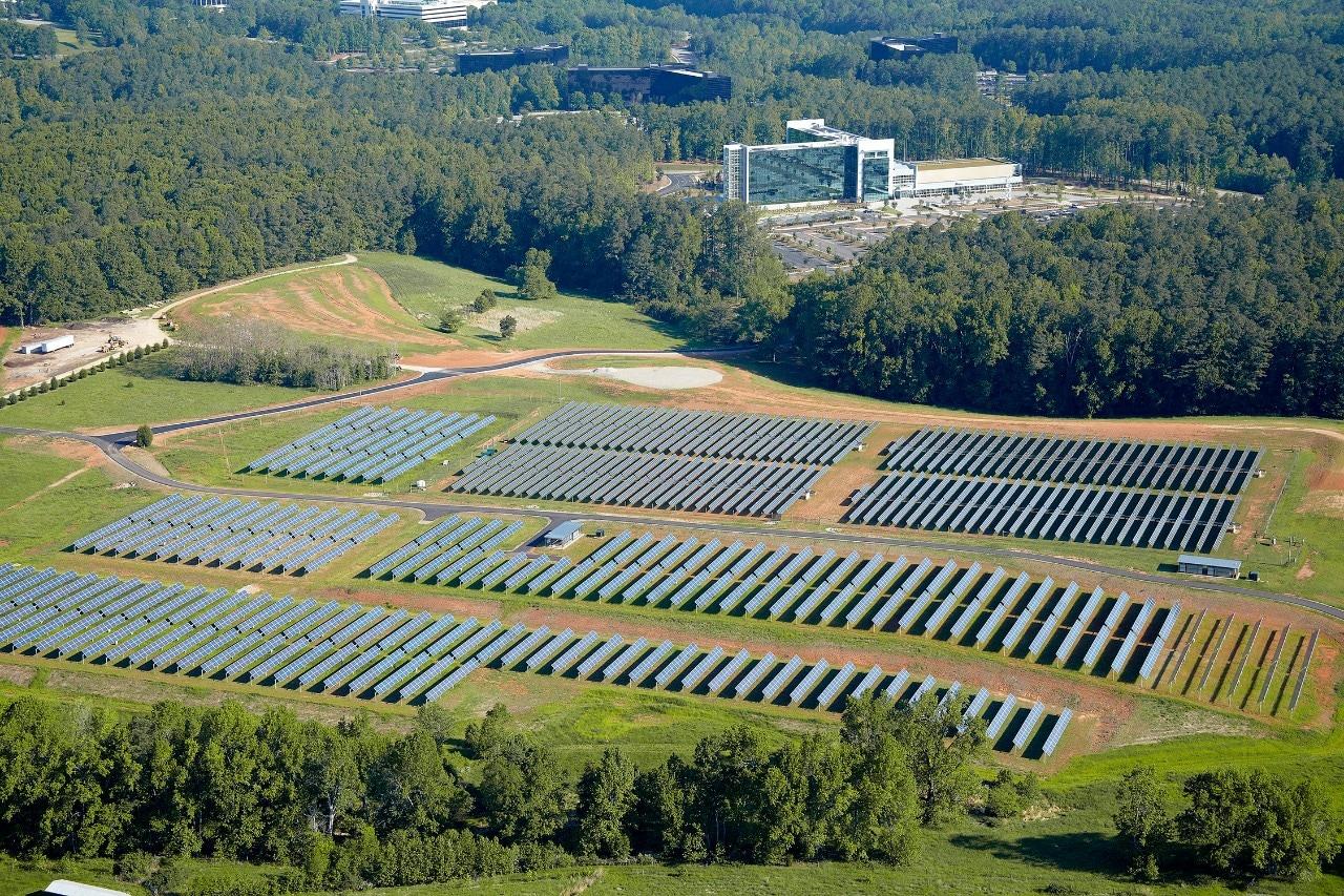 SAS solar farm