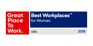 2018 Best Workplaces for Women
