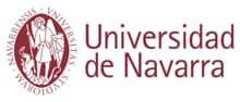 Logo Universidad de Navarra - España