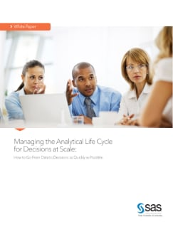 Managing the Analytical Life Cycle white paper