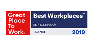 2019 Great Place To Work France