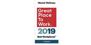 2919 Great Place to Work Canada - Mental Wellness