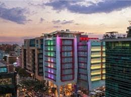 Four Points By Sheraton Bogota  Hoteles En Bogota - Mozilla Firefox