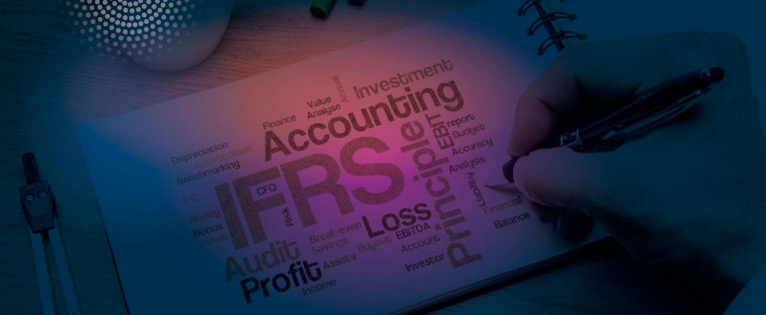 IFRS Accounting Dark