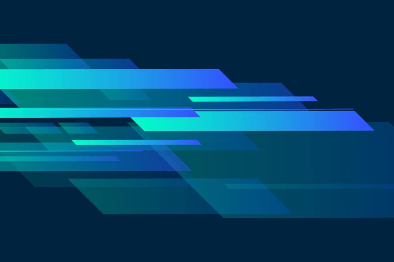 Parallelograms on Midnight Blue