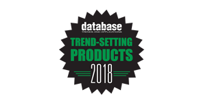 Database Trend-Setting Products 2018