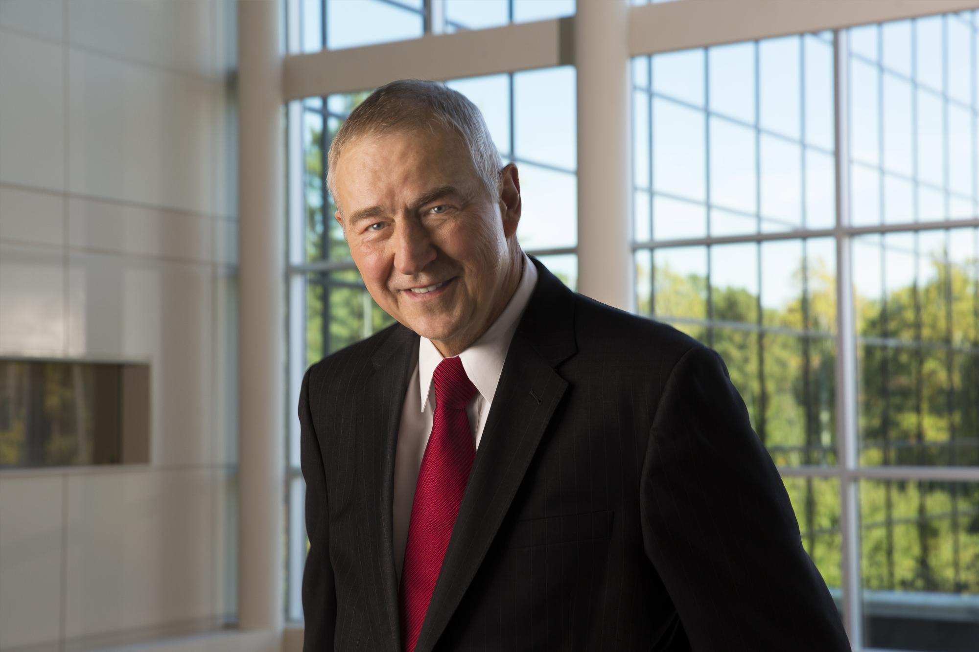 Jim Goodnight, SAS Co-Founder  & Chief Executive Officer