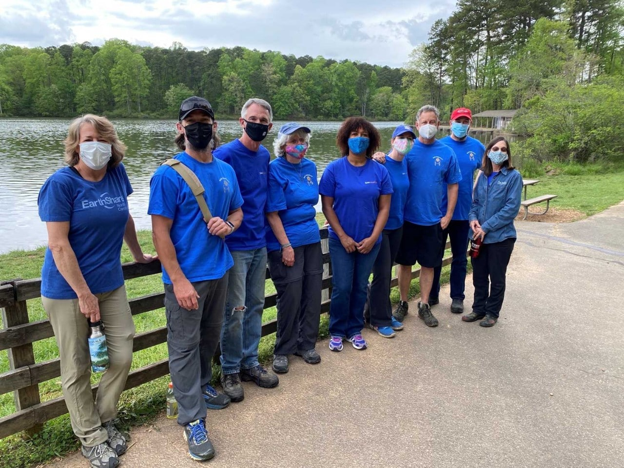 SAS employees volunteer for many community opportunities.
