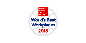 2018 World's Best Workplaces