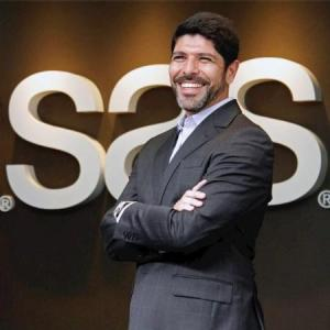 Marvio Portela from SAS Portrait