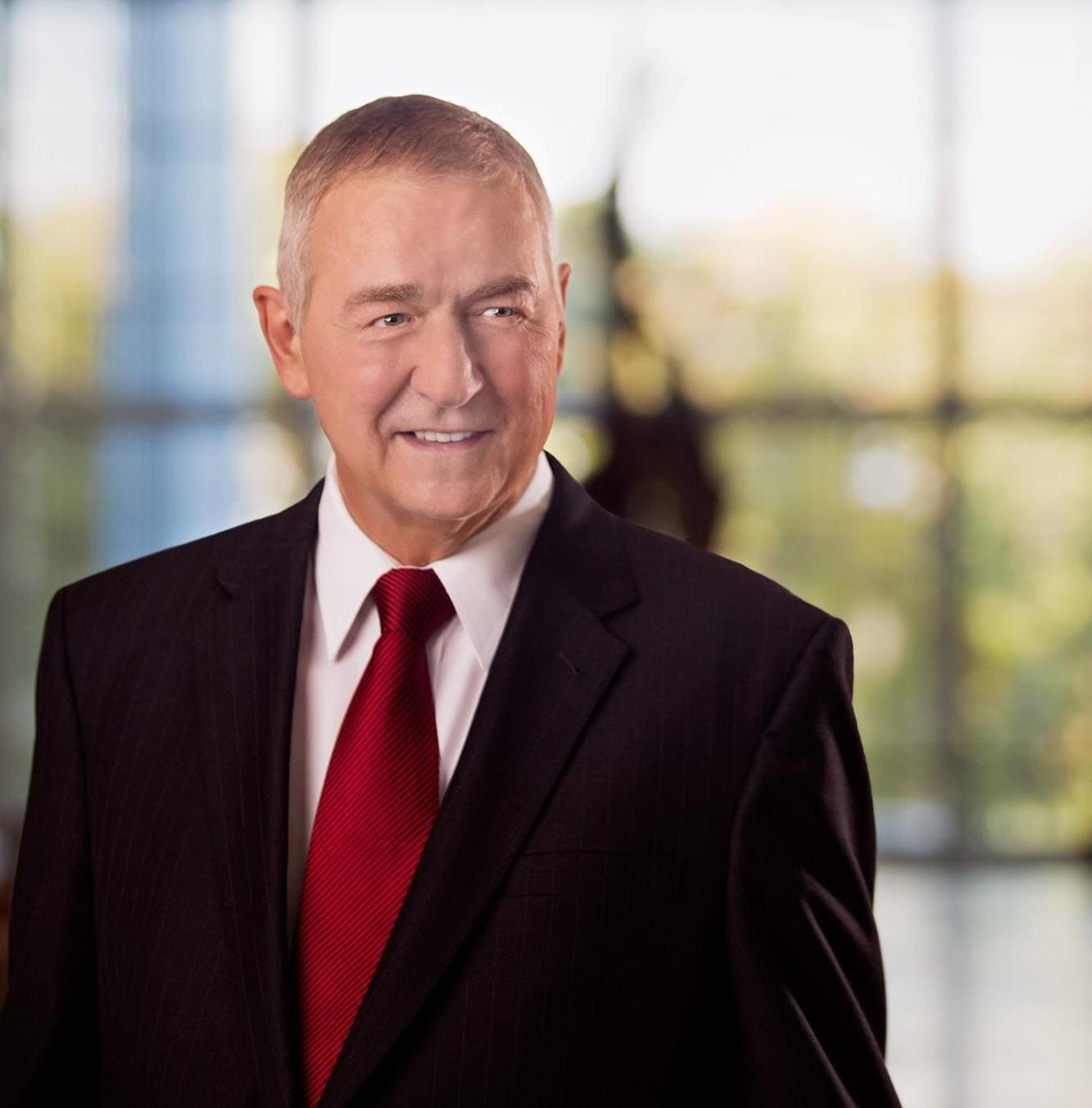 Jim Goodnight, CEO of SAS