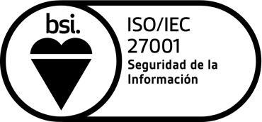 BSI Assurance Mark ISO 27001 KEYB