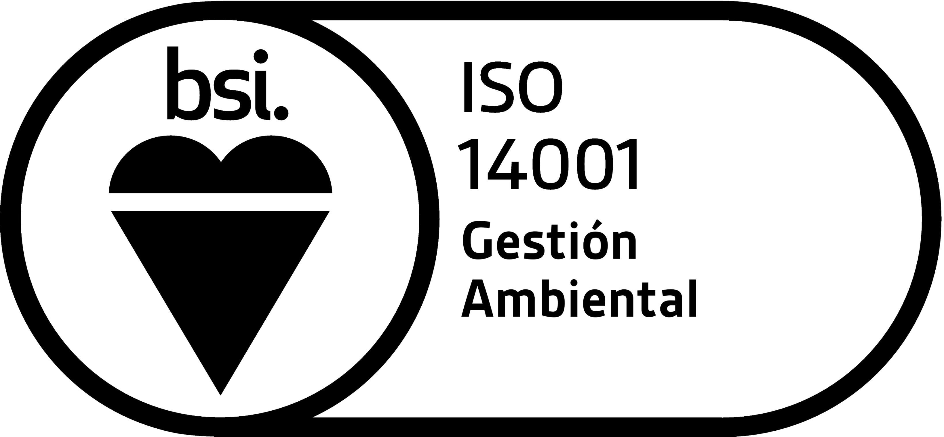 Logo - ISO 14001 Gestión ambiental