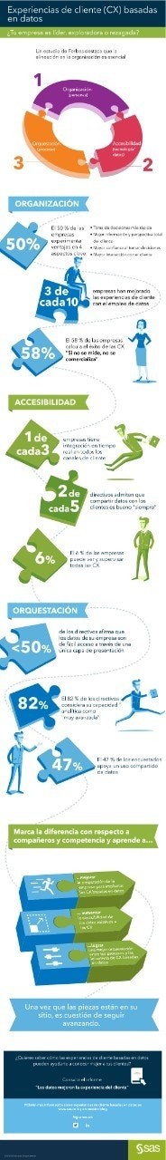 SAS Infographic CX ES