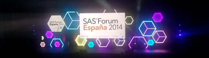 SAS Local Forum Spain - SFE14