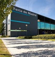 Centro convenciones Norte Madrid - IFEMA