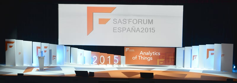 SAS Forum Spain - scene