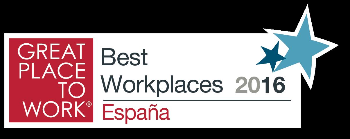 Best Workplaces - Spain 2016