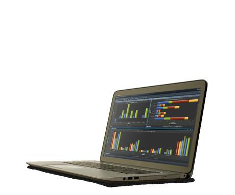Demand Driven Forecasting Screenshot on Laptop