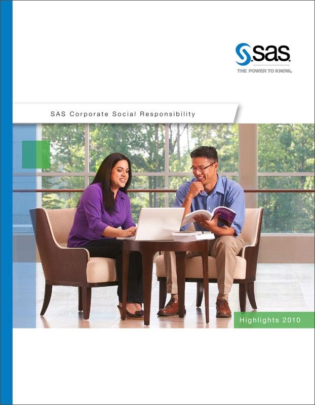 CSR Report 2010 Cover