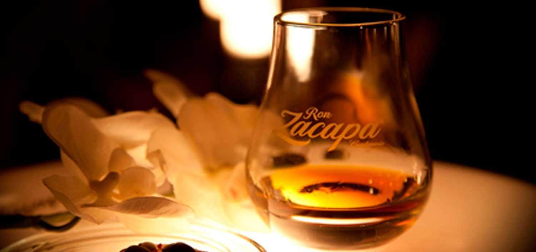 Zacapa Rum Glass