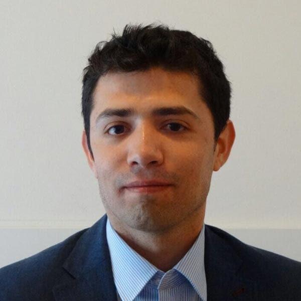 Ivan Domínguez, Pre-Sales, Mexico