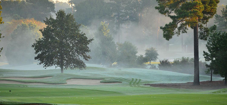 Prestonwood Country Club Golf Course