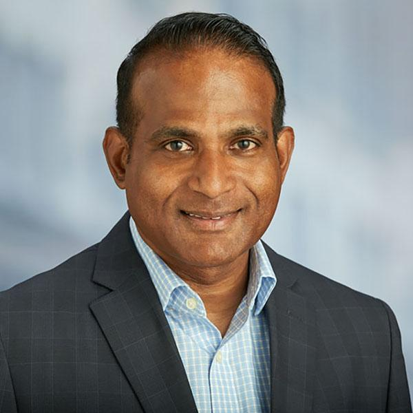 Wilson Raj, Global Director, Customer Intelligence, SAS