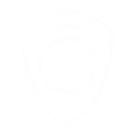 Protect icon white