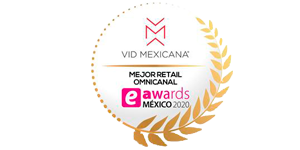 Vid Mexicana eawards 2020