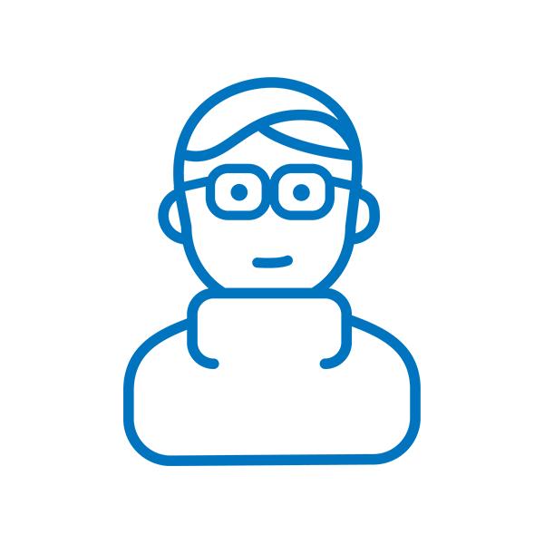 Icon Male Business Person 1