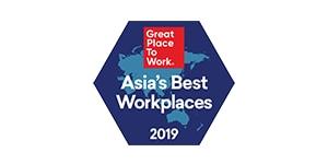 2019 GPTW Asia