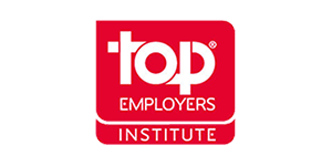 Top Employers general award logo